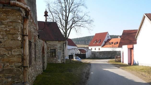 Osada Štěkře.