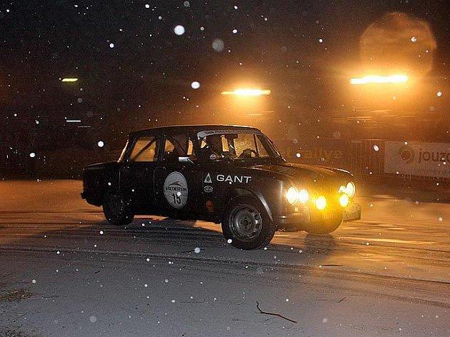 Pořadatelé Winter trialu zvou především na neopakovatelnou atmosféru ve Svatém Janu.