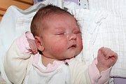 Ester Labajová spatřila světlo světa vúterý 28. června 2016 v11:38, měřila 50 centimetrů a vážila 3355 gramů. Holčička je prvorozeným potomkem Jolany Řezáčové a Milana Labaje zFrymburku.