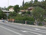 Porákův most.