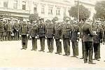 Kaplické městské hasičstvo se dočkalo v srpnu 1930 nové automobilové stříkačky. Za velké účasti obyvatel i z okolí stroj posvětil páter F.Schützner a mnozí členové sboru obdrželi vyznamenání.
