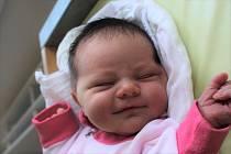 Tereza Jarošová, Branišovice. Narodila se 3. března 2020 v 16.28. Vážila 3 295 g a měřila 50 cm. Doma se na ni těšil dvouapůletý bráška Jáchym. Rodiče: Vendula a Jakub Jarošovi.