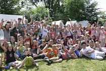 Dětský tábor Oříšek v Bližné