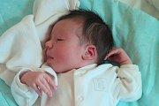 Strašně šťastný z narození dcerky Dominiky Novákové je tatínek Zdeněk Novák z Kaplice. Maminka Veronika Feslová ji porodila 27.dubna v 1.20 hodin. Pochvalovala si, že tatínek byl u porodu skvělý. Je to jejich první miminko.