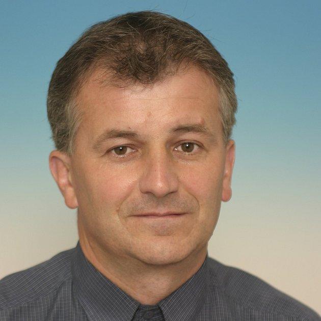 Václav Holemý, KDU-ČSL. skladník, 48let