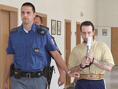 Za pokus vraždy odsouzený Dirk Narhofer.