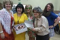 Ženy z Hornoplánska zaplnily v pátek sál městského kulturního centra.