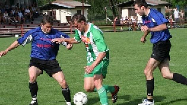 Kaplice - Český Krumlov 0 : 0.