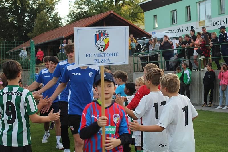 Magic cup Šumava 2021 začal v Dolním Dvořišti.