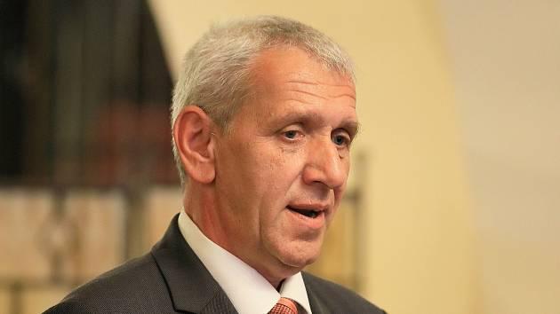 Prezident festivalu MHF Jaromír Boháč.