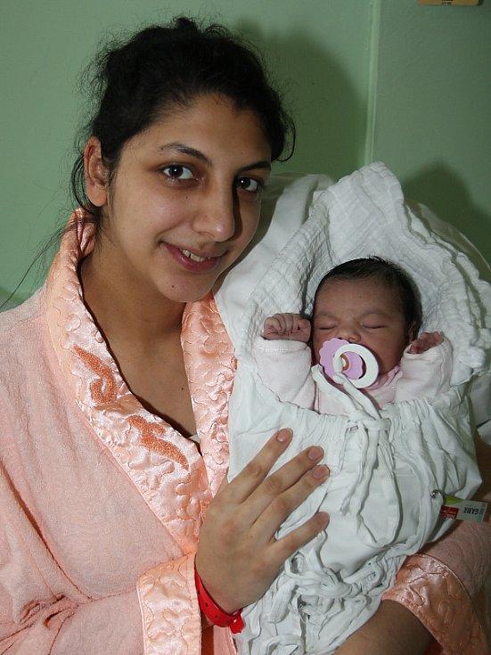 Ve středu 22. února 2012 ve 4 hodiny a 55 minut se narodila Izabela Gunarová, druhé miminko Evy Gunarové a Milana Siváka z Větřní. Holčička měla míry 47 centimetrů a 2,2 kilogramu. Na malou se u moc těšil dvouletý Milan.