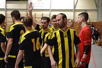 Za účasti Větřní startuje I. celostátní liga futsalu.