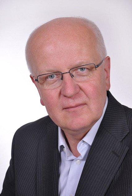 Jindřich Florián, ředitel nemocnice Český Krumlov.