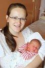 Třináctiměsíční Dominik se 9. července 2016 ve 23 hodin a 33 minut dočkal sestřičky. Anežka Poláková se mohla pyšnit mírami 51 centimetrů a 3370 gramů. Českobudějovičtí partneři Alžběta Dvořáková a Martin Polák byli u porodu společně.