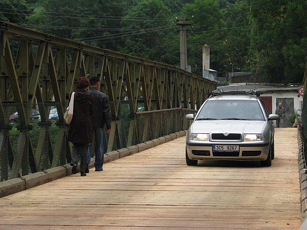 Most u pivovaru byl příliš hlučný a tak jej čeká utišení.