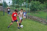 Zábavné odpoledne pro děti i dospělé v Loučeji.