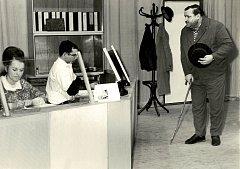 Frymburští ochotníci v 60. letech nastudovali pět divadelních her.