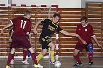 1. celostátní liga ve futsalu / Bombarďáci Větřní - FK Adria Nový Bor 2:4 (0:3).