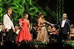 Na 23 koncertů přišlo 21 200 návštěvníků. Závěrečný koncert.