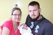 Ve středu 6. července 2016 ve3:03 se větřínským partnerům Kristýně Štifterové a Jiřímu Mondšpiglovi narodila dcera Ema Mondšpiglová. U prvních momentů čerstvě narozeného děvčátka smírami 50 centimetrů a 3820 gramů tatínek asistoval.