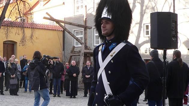 Granátnická garda se probouzí