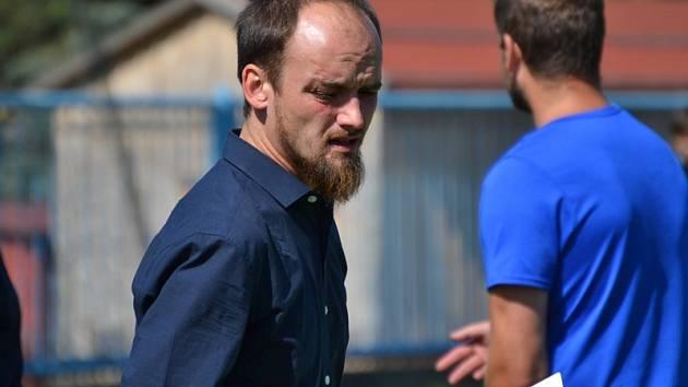 Vyšebrodský trenér Jan Straka nebyl i přes výhru v derby s výkonem svých hráčů spokojen.