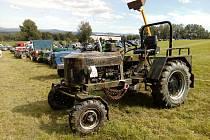 První ročník traktoriády v sobotu 18. 9. odstartuje v Benešově nad Černou.