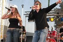 Pražská funky skupina Sly Rabbits byla v sobotu jedním z největších překvapení festu.