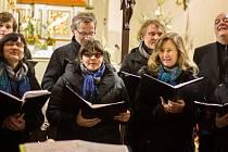 Kaplický pěvecký spolek koncertoval v kostele sv. Petra a Pavla.