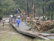 Velká voda měla v před pěti lety děsivé následky.