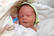 Osmačtyřicet centimetrů a 3 100 gramů. Takové byly porodní míry Kryštofa Maxy, jenž vykoukl na svět ve středu 31. října 2018 v 10 hodin a 36 minut. U porodu chlapečka, na kterého doma v Kališti u Lipí čekala sestra Kristýnka (8,5 roku), tatínek asistoval.