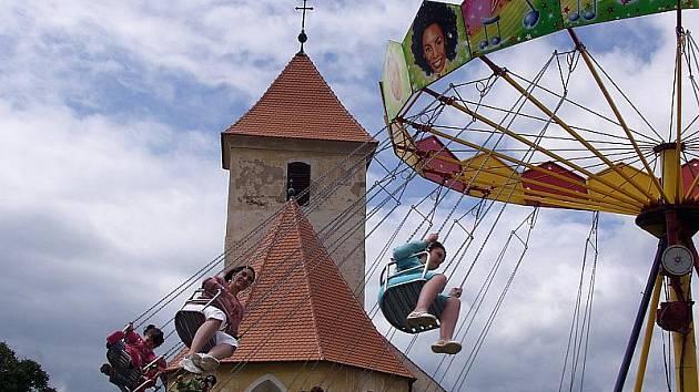 Černická pouť svaté Máří Magdalény je každoročním zpestřením letních prázdnin nejen pro místní obyvatele, ale také pro věřící i vyznavače tradiční pouťové zábavy z blízkého i dalekého okolí.
