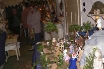 Během adventu i Vánoc můžete navštívit výstavu betlémů ve velešínském Kantůrkovci.