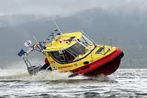 Vodní záchranáři. Ilustrační foto.
