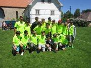 Magic Cup Šumava v Loučovicích patří minulosti.