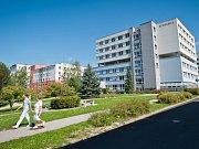 Nemocnice Český Krumlov. Foto: Nemocnice Č. Krumlov