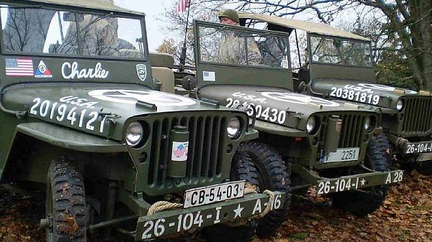 Na vojenskou historickou techniku se můžeme přijít podívat v sobotu do Bujanova.