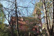 Kájovský spolek Radost pro všechny svolal na sobotu jarní brigádu k boletickému kostelu sv. Mikuláše.