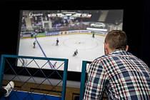 Ve Velešínském kině od pátku opět začalo sledování světového šampionátu v hokeji.