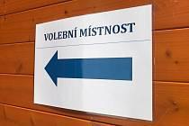 V Pořešíně na Kaplicku tradičně čeká komise na voliče v místní hasičárně