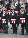 Masopust v Dolním Dvořišti se chlubí nejpočetnější Růžičkovou koledou.