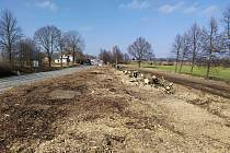 Začnou práce na pokládce nového povrchu na E55 v úseku od křižovatky Holkov po křižovatku u velešínské Benziny.