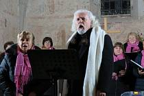 Koncert v boletickém kostele ke Dni válečných veteránů.