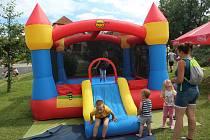 Zábavné odpoledne pro děti i dospělé v sobotu ovládne náves v Loučeji.