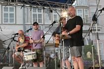 Děda Mládek Illegal Band vystoupí na Hořických slavnostech.