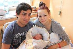 Ve čtvrtek 24. srpna 2017 v 1:15 přivedla větřínská Adéla Smrčková na svět prvorozeného Matyáše Bandyho. Chlapeček měřil 49 centimetrů a vážil 3 240 gramů. U porodu nechyběl jak tatínek Pavel Bandy, tak ani babička Jana.