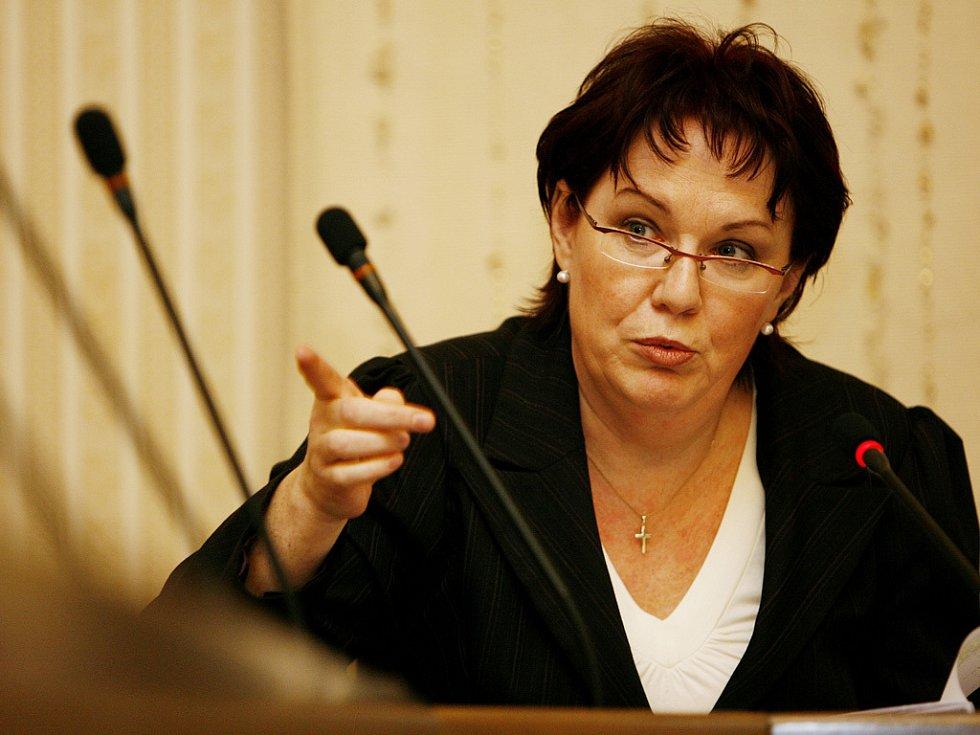 Dana Kuchtová.