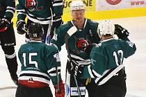 Českokrumlovští hokejisté absolvovali přípravný turnaj v Soběslavi, kde skončili třetí.
