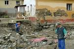 Škody na majetku byly obrovské.
