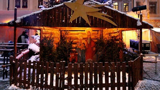 V Kaplici přibude svítící strom